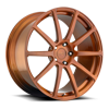 Scuderia 10 Brushed | Transparent Copper 1 5 lug
