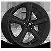 5 LUG 109 GLOSS BLACK
