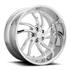 Pivot - Precision Series Polished 5 lug