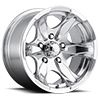 187P Warrior Polished 5 lug