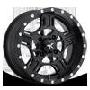 M32 Axe Satin Black 4 lug