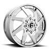 Renegade Dually Front - D263 Chrome 8 lug