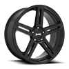 ROC - S250 Gloss Black 5 lug