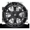6 LUG ROYALTY - S208 GLOSS BLACK