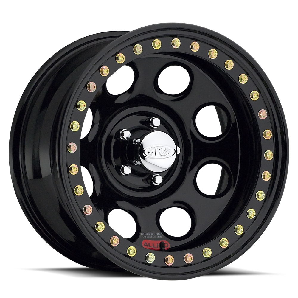 RT81 Black 6 lug