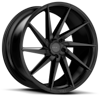R2 Satin Black 5 lug