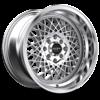 R362 Hyper Silver w/ Machined Lip 4 lug