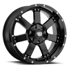 885 Gloss Black 5 lug