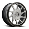 OZT Brushed Matte DDT 5 lug