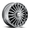 Roulette - S770 Chrome 5 lug