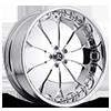 Grasso Chrome 6 lug