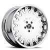 IZE Chrome 5 lug