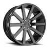Shot Calla - S219 Gloss Black 6 lug