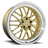SL-M Gold with Machined 5 lug