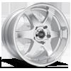 ST6 Silver 5 lug