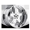 SV3-S Chrome 5 lug