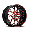 SV57-C Red 5 lug