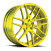 SV63-D Shocker Yellow 5 lug