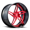 SV71-XC Candy Red 5 lug