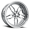 APEX eXL step-lip High Luster Polished 5 lug
