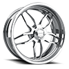 Apex High Luster Polished 5 lug