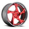 Scope Hi Luster Polish with Candy Apple Tint, Gloss DDT 5 lug
