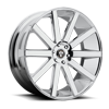 Shot Calla - S120 Chrome 6 lug