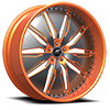 Solari Orange 5 lug