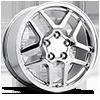Style 16 Chrome 5 lug