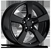 Style 30 Gloss Black 5 lug
