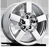 Style 50 Chrome 5 lug
