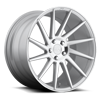 5 LUG SURGE - M112 SILVER & MACHINED (L)