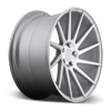 5 LUG SURGE - M112 SILVER & MACHINED (R)