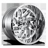 Triton - D210 Chrome 6 lug