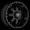 T-13 Gloss Black 8 lug