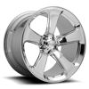 Tyrant - F349 Polished 5 lug