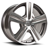 Torrent Gunmetal 5 lug