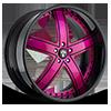 Tremlo - C11 Pink with Black Lip 5 lug