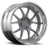 PT.1 - U379 Matte Gunmetal | Polished 5 lug