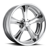 Milner - U361 Polished 5 lug