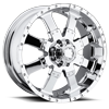 223-224 Goliath Chrome 8 lug