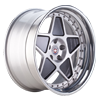 505 Chrome 5 lug