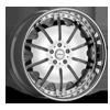 VSD Chrome 5 lug