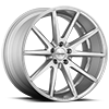 VFS-1 Silver with Brushed Face 5 lug