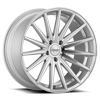 5 LUG VFS-2 SILVER POLISHED