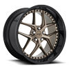 Vice - M227 Bronze w/ Gloss Black Lip 5 lug