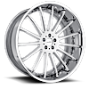 VKP concave Chrome 5 lug
