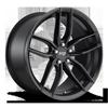 Vosso - M203 20x10 | Satin Black 5 lug