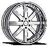 VSG Chrome 6 lug