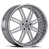6 LUG VSI WHITE AND CHROME